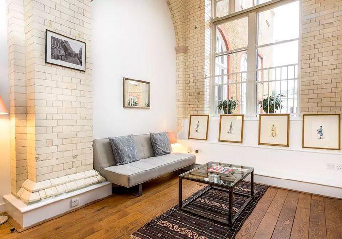 Appartement dans une ancienne école victorienne à Londres