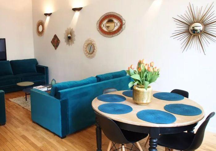 Appartement dans l'air du temps à Avignon