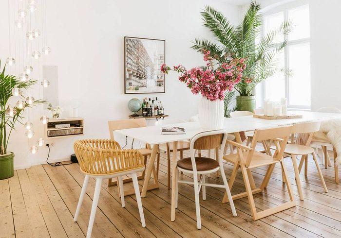 airbnb berlin 25 lofts appartements et penthouses de r ve berlin elle d coration. Black Bedroom Furniture Sets. Home Design Ideas