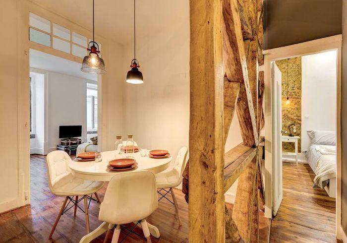 Appartement au charme de l'ancien à Lisbonne