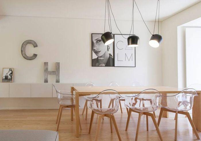 Appartement contemporain à Lisbonne