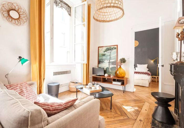 Appartement élégant à Lyon