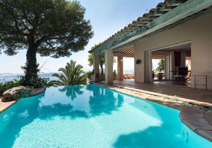 Villa avec terrasse XXL à Nice