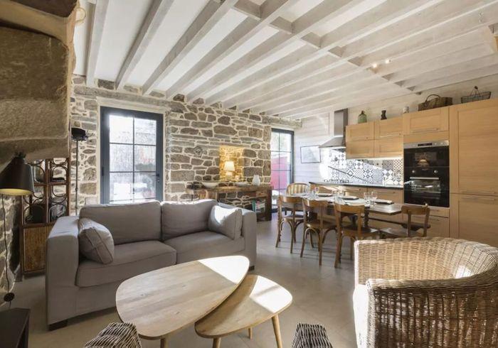 Maison familiale de caractère à Saint-Malo