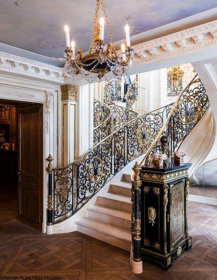 Un escalier made in Russie