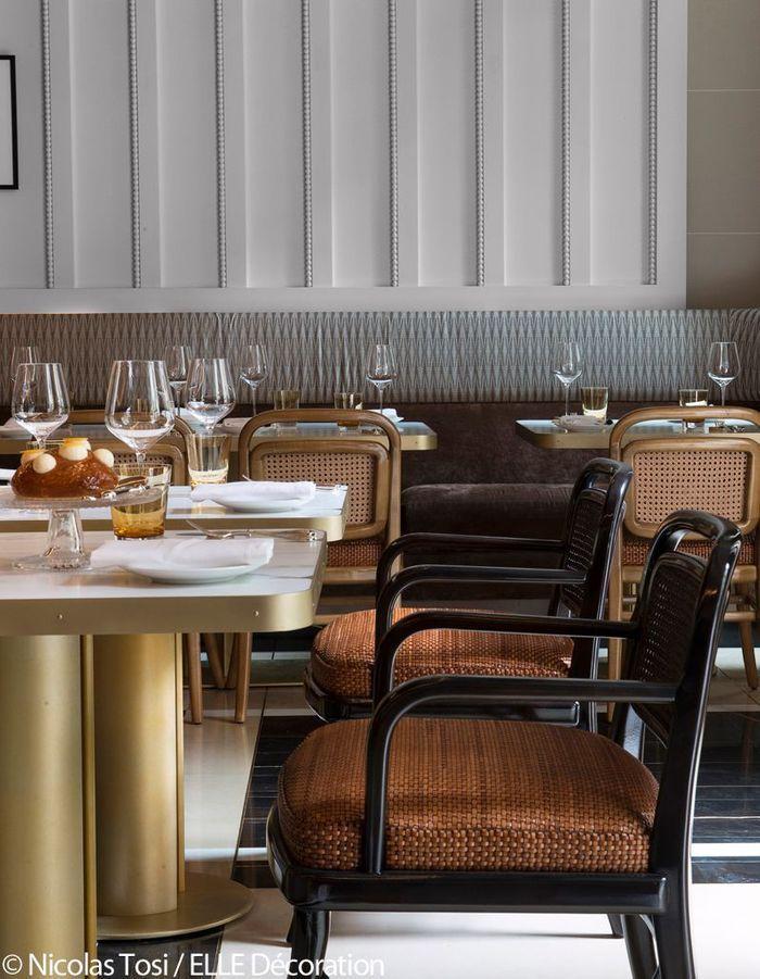 Hôtel de Crillon : la Brasserie d'Aumont