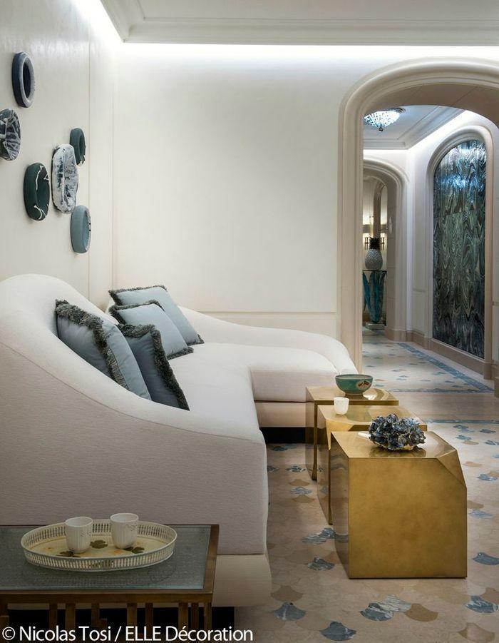 Hôtel de Crillon : le spa