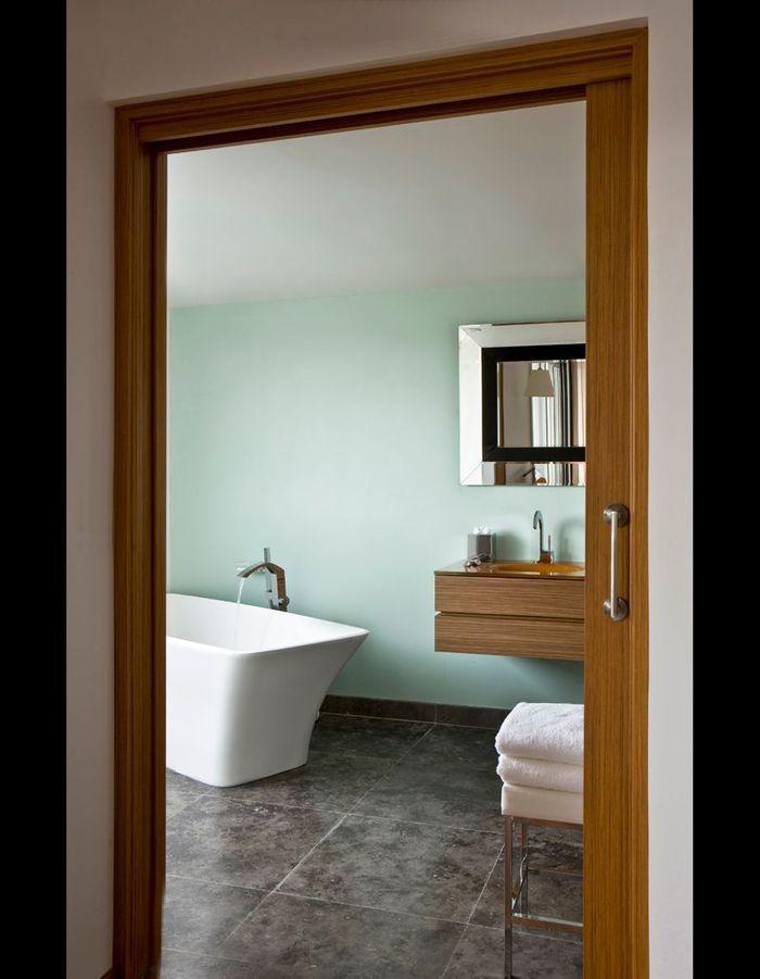 l ile de la lagune visite d un h tel arty elle d coration. Black Bedroom Furniture Sets. Home Design Ideas