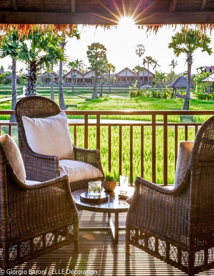 Un hôtel au Cambodge entre luxe et nature