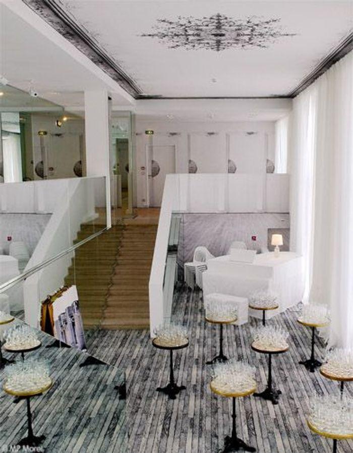 Visite priv e carte blanche la maison martin margiela for Autrefois maison privee