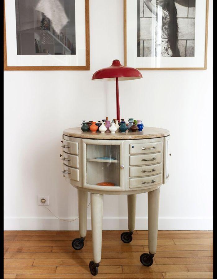 chez henriette jansen du go t et des couleurs elle d coration. Black Bedroom Furniture Sets. Home Design Ideas
