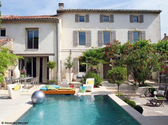 Découvrez les 50 plus belles maisons de vacances en France - Elle ...