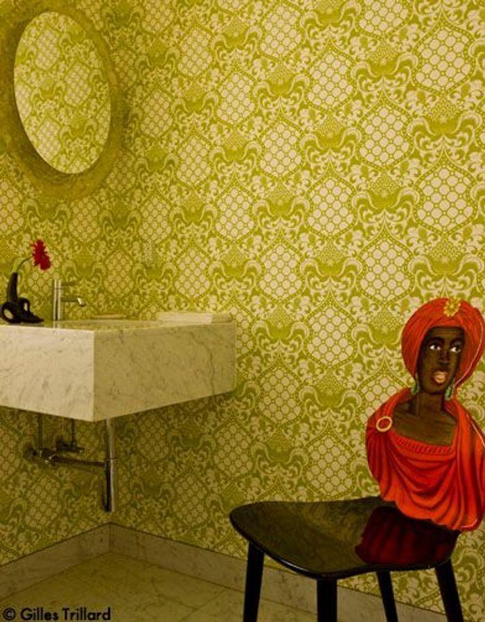 Arty design elle d coration for Salon vert d eau