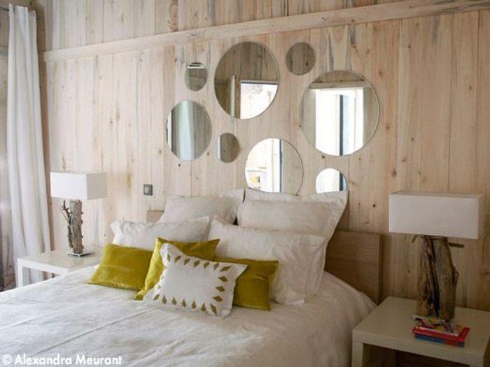 au cap ferret vivre dans les bois elle d coration. Black Bedroom Furniture Sets. Home Design Ideas