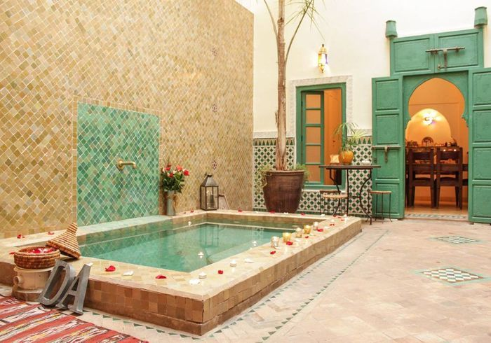 Riad somptueux à Marrakech
