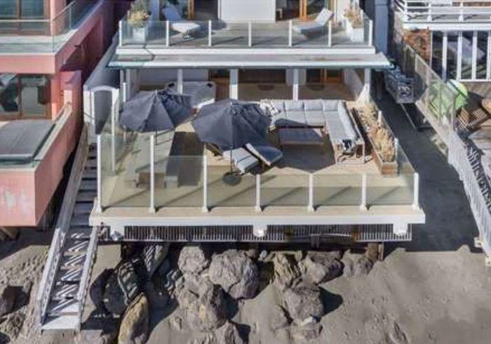 La villa de Leonardo DiCaprio (Malibu, USA)