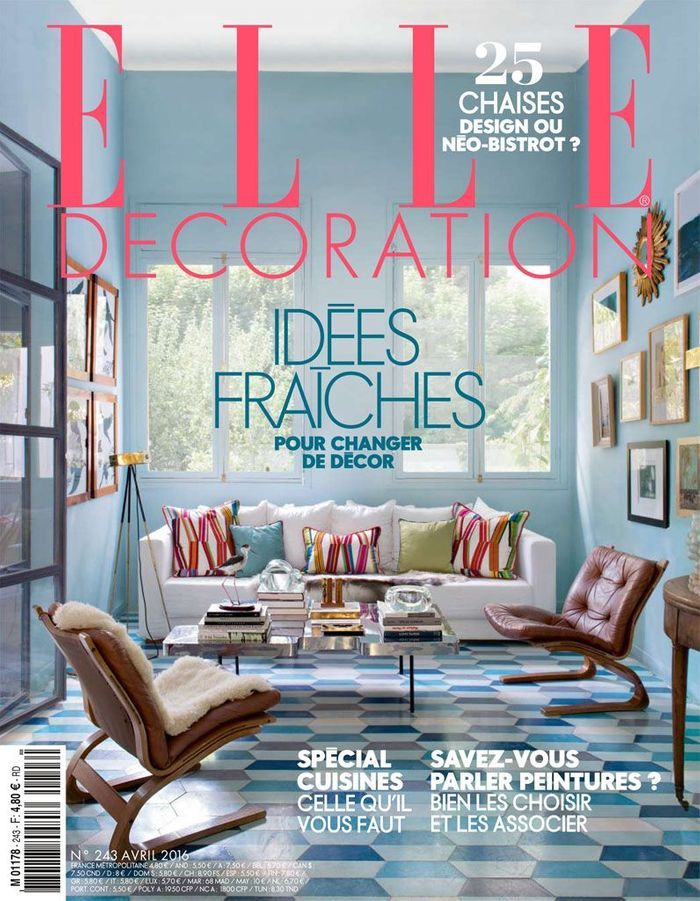 Elle Decoration n° 243