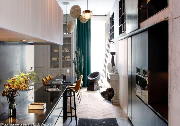 Un appartement lyonnais tr s design elle d coration for Appartement design var