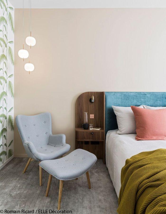 Un Grand Appartement Pile Dans L 39 Air Du Temps Elle D Coration