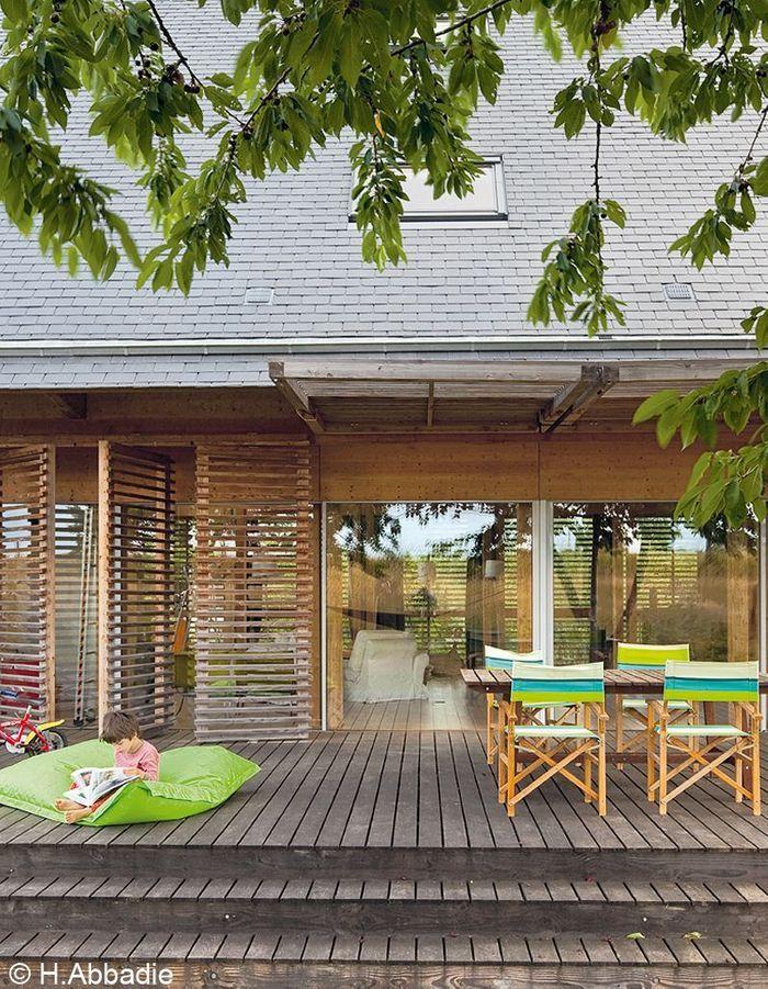 Visites maisons d architectes vivre elle d coration - Architecture a vivre ...