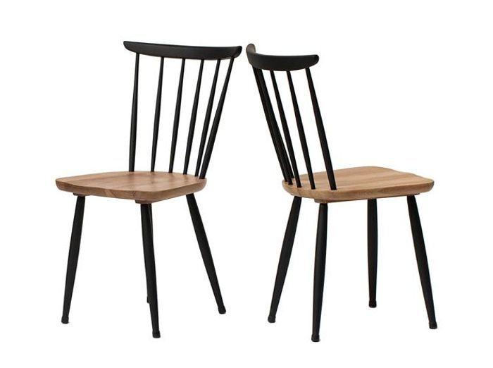 Des chaises scandinaves