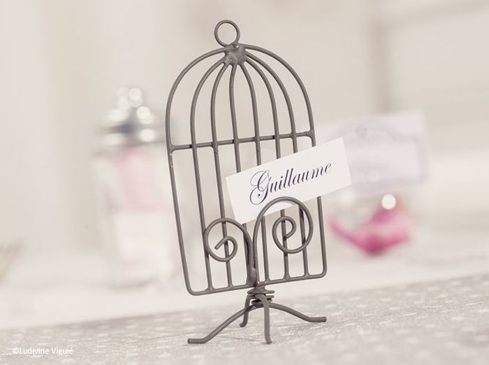 20 marque places pour votre mariage elle d coration - Marque place mariage champetre ...