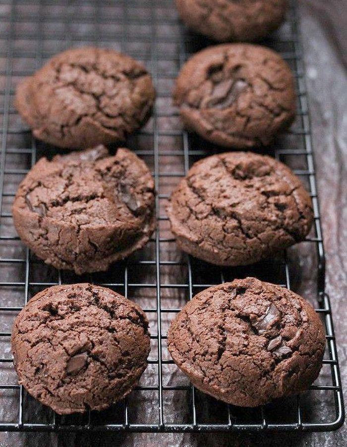 Chunk cookies sans gluten