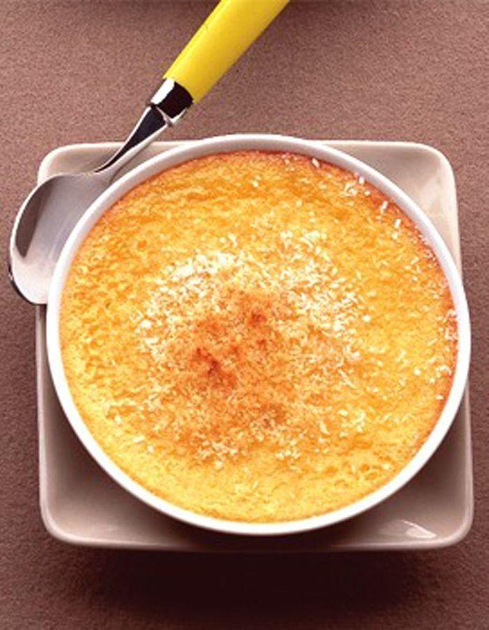 Flan grill la noix de coco 50 desserts express elle table - Flan patissier a la noix de coco ...