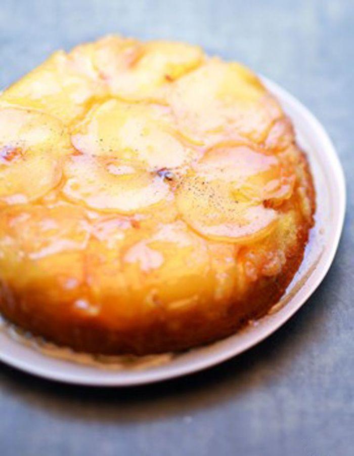 Cake A La Banane Aux Pommes Et Au Chocolat