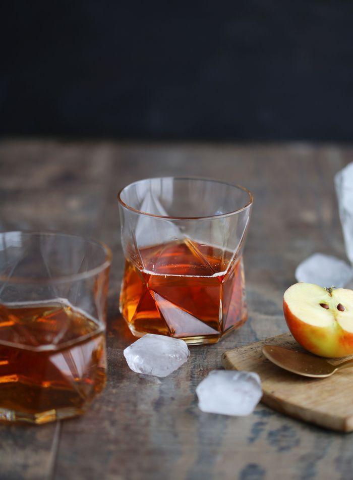 Cocktail hiver cocktail dandy au calvados des for Cocktail hiver