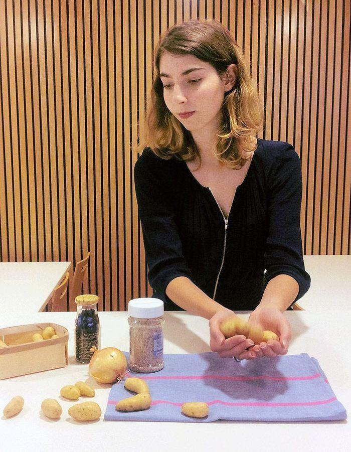 alexandra pizzuto comment faites vous sauter les patates elle table. Black Bedroom Furniture Sets. Home Design Ideas