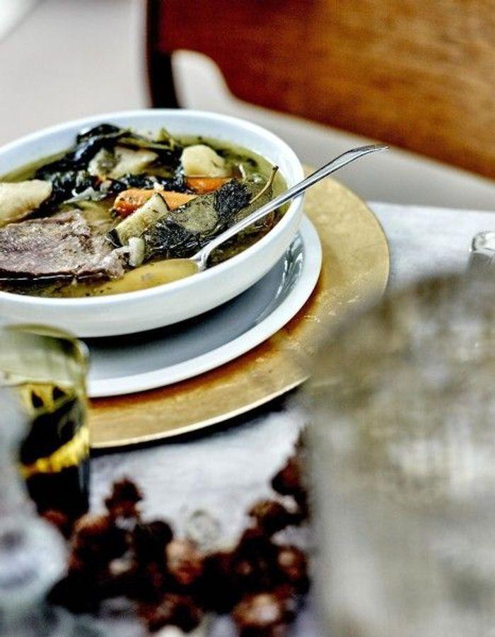 Cuisine bourgeoise pot au feu facile carnet de for Cuisine bourgeoise