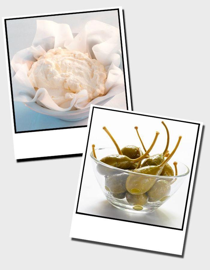 11 capres et fromage frais cuisiner rock 20 - Cuisiner des flageolets frais ...