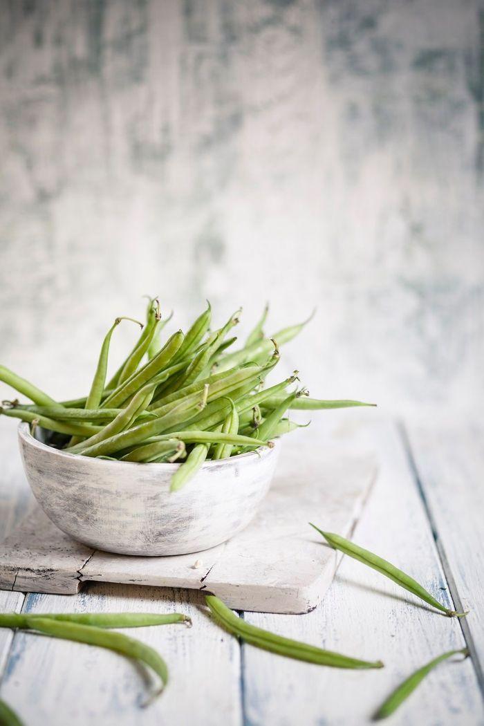 Le haricot vert quels fruits et l gumes de saison en juillet elle table - Haricot vert fruit ou legume ...
