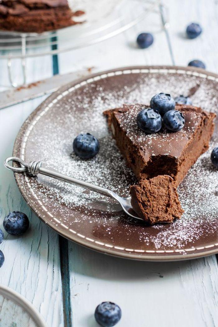 G teau chocolat sans gluten aux pois chiches des g teaux au chocolat oui mais aux l gumes - Gateau au chocolat sans gluten ...
