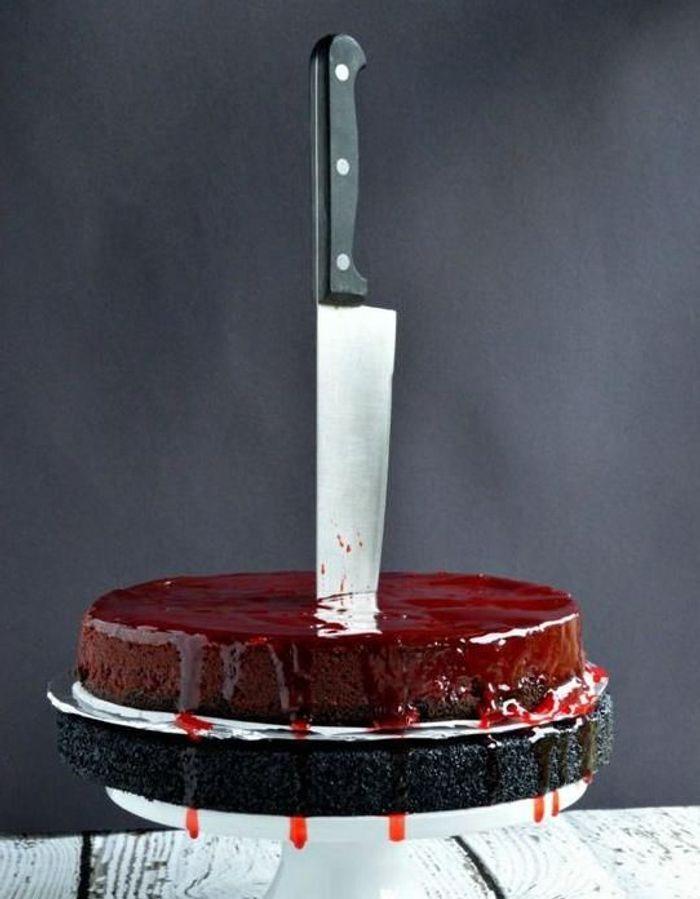22 gâteaux d'Halloween horriblement bons