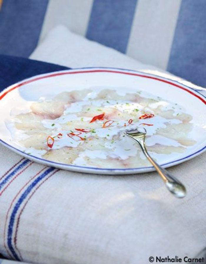 Carpaccio poisson tahitienne les 10 recettes les plus for Poisson les plus cuisiner