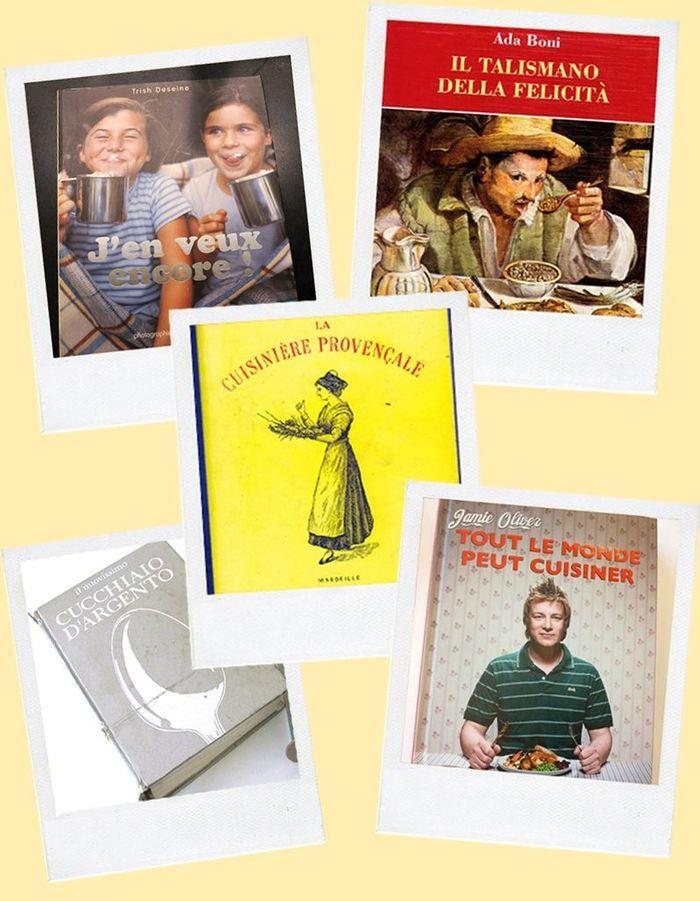 Les livres de cuisine pr f r s des filles de la r daction for 2 filles en cuisine lyon