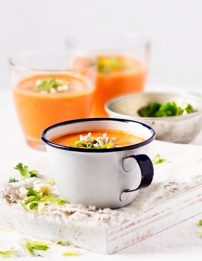 recette au pastis soupe de melon au pastis parfumez vos desserts d t au pastis elle table. Black Bedroom Furniture Sets. Home Design Ideas