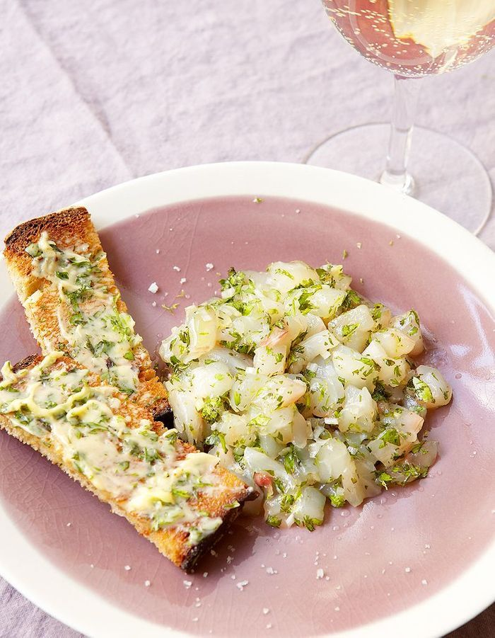 Tartare de poisson tout simple recettes de printemps - La cuisine a toute vapeur pdf ...