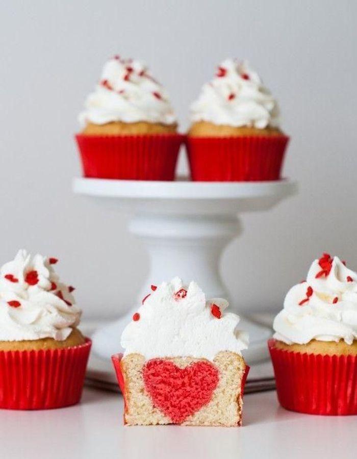 Saint valentin quelles recettes pour l envo ter elle table for Table saint valentin