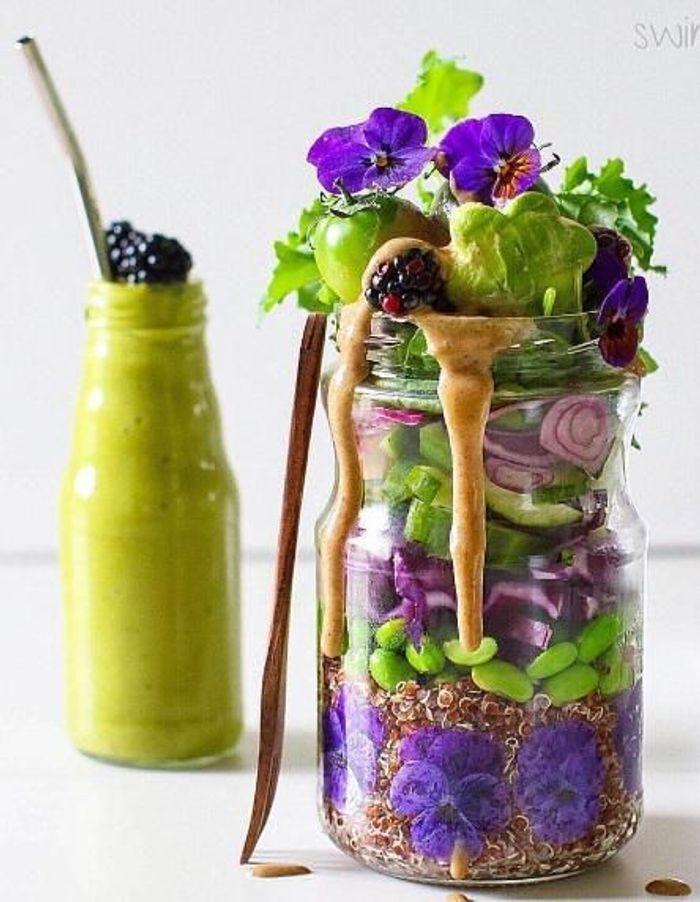 #Saladinajar : le bon réflexe pour une alimentation saine
