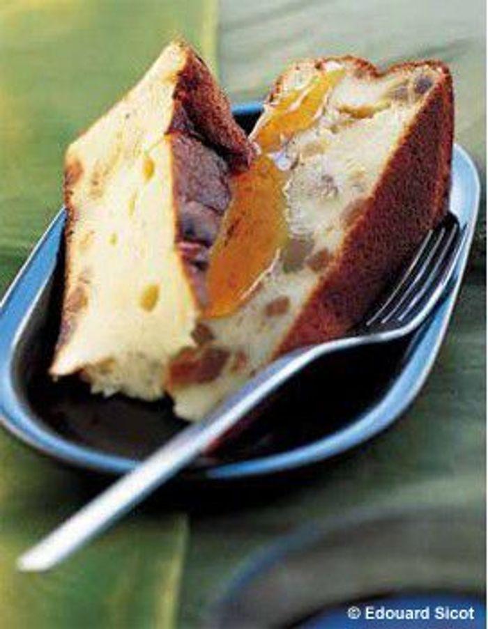 Cheesecake au miel