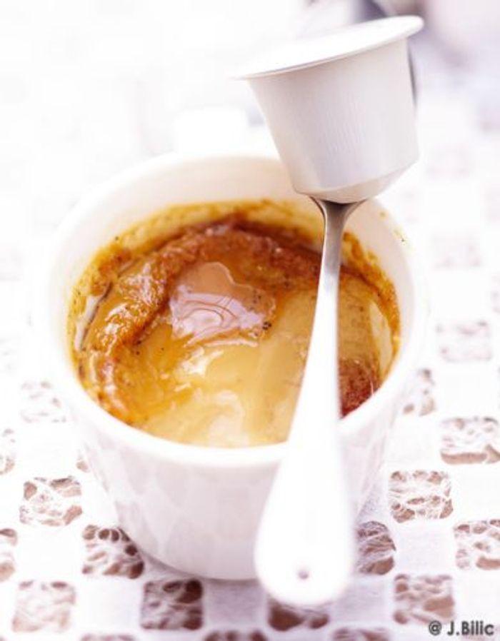 Crème au café Onirio de Nespresso