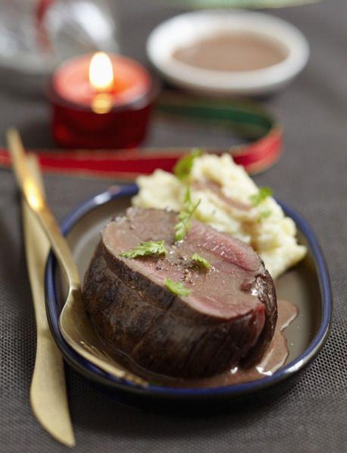 les meilleures recettes avec une viande originale pour no l elle. Black Bedroom Furniture Sets. Home Design Ideas