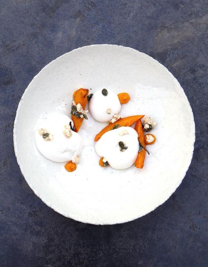Mousse de lait de riz légère d'Armand Arnal