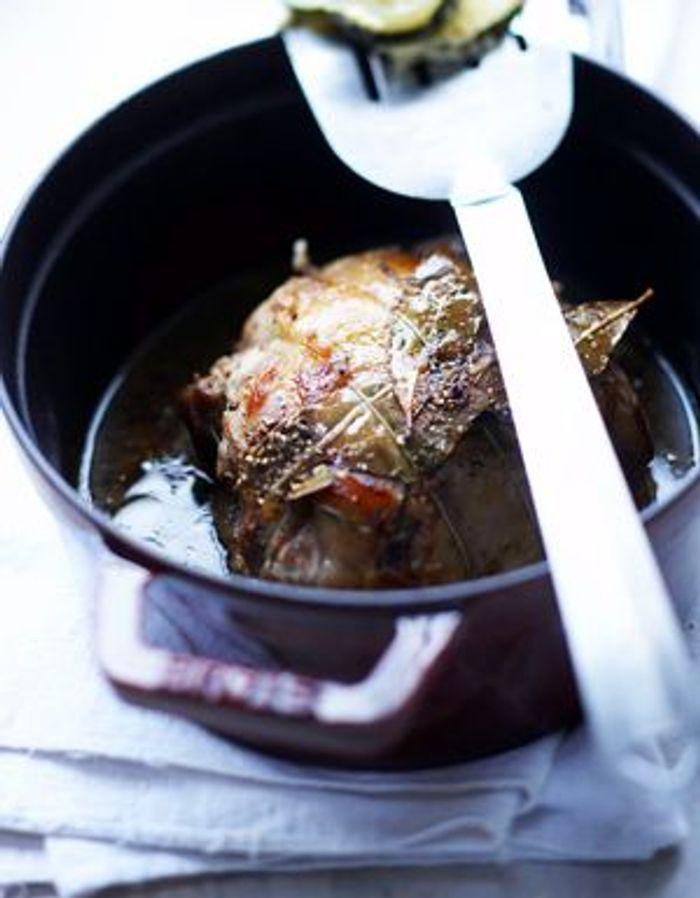 57 recettes faciles pour cuisiner l agneau elle table - Cuisiner une selle d agneau ...