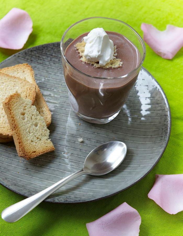 Soupe au cacao