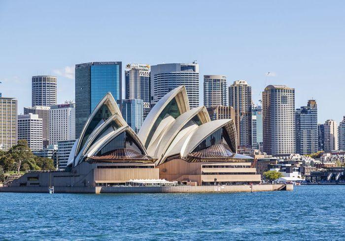 Sydney australie les 25 plus belles villes du monde for Plus belle piscine du monde