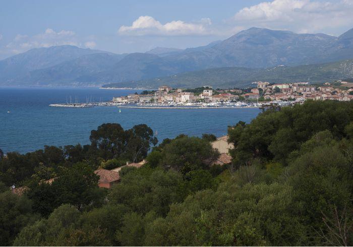 La plage Rondinara, en Corse